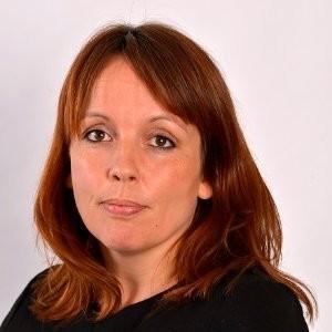 Becky Lamont, Head of Marketing Communications at IQGeo