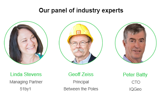 IQGeo_is_legacy_GIS_failing_webinar_panel_of_experts