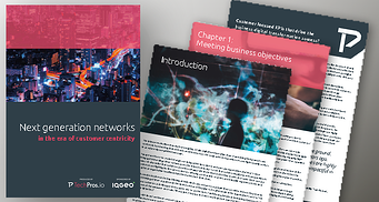 IQGeo and TechPros Next generation networks eBook