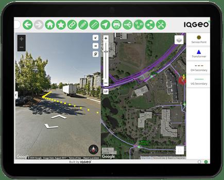 IQGeo_geospatial_software_Google_integration