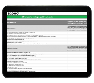 IQGeo_mobile_geospatail_software_RFP_template_screen_shot_white