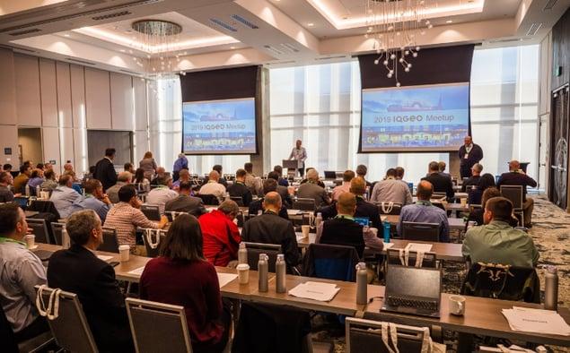 IQGeo Meetup 2020