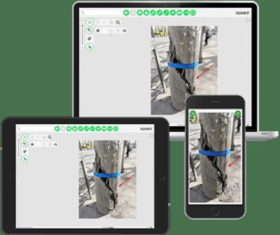 IQGeo-geospatial-software-capturing-data-in-the-field