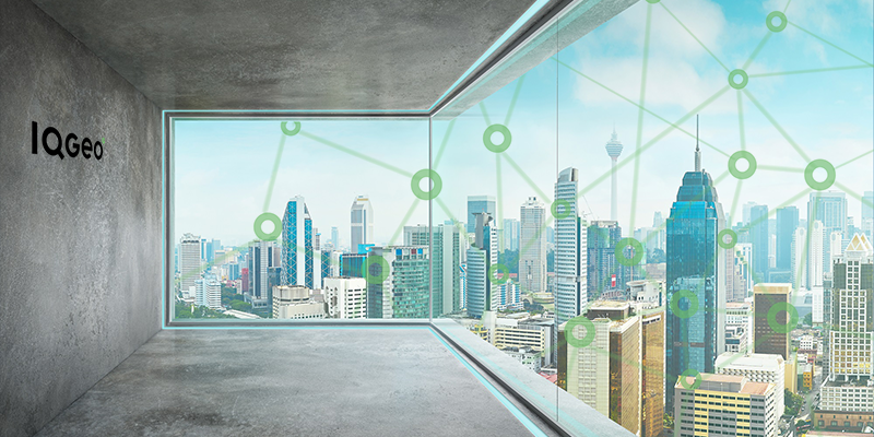 Managing telecoms and utility networks through a single pane of glass